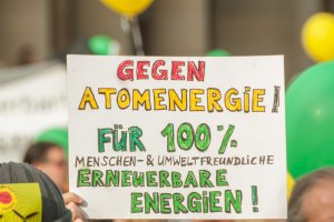 Demonstration für den Atomausstieg 12.03.2011