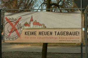 Widerstand gegen Braunkohletagebau, Kerkwitz