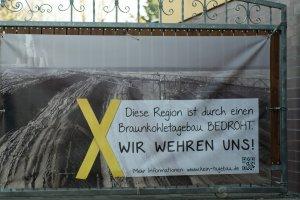 Widerstand gegen Braunkohletagebau, Atterwasch
