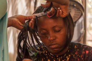 Ausbildung zur Friseuse