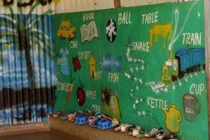 Nursery School, Kindergarten für die ganz Kleinen mit vorschulischen Bildungsangeboten