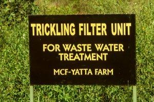 Anlage zur Wasserwiederaufbereitung