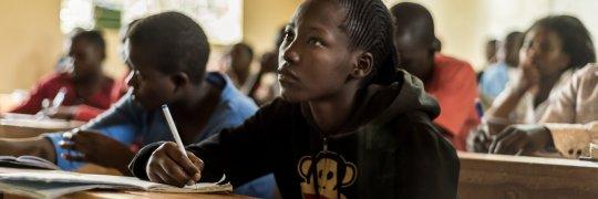 Bildung für Straßenkinder