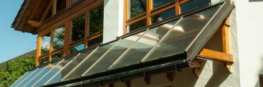 Solarthermische Anlage
